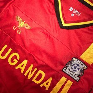 Other - ⚽️ NWOT Uganda FIFA Jersey
